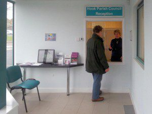 Parish Council Office Reception