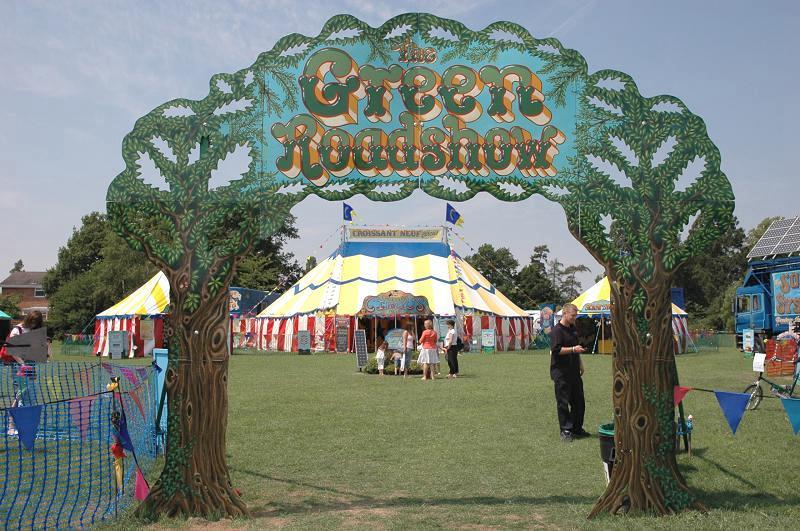 The Green Roadshow