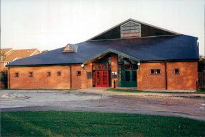 The Community Hall in 1991