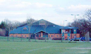 The Community Hall about 2001