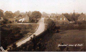 Newnham Road, looking towards Jubilee Green
