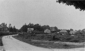Newnham Road, looking west