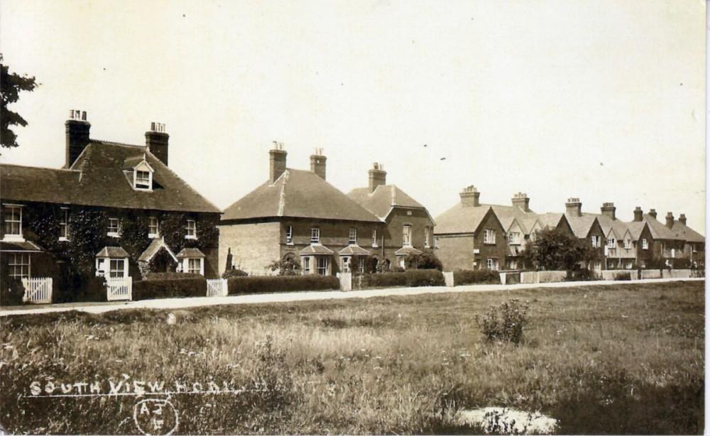 South View, Newnham Road