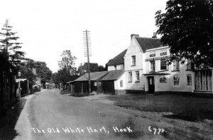 The Old White Hart, London Road
