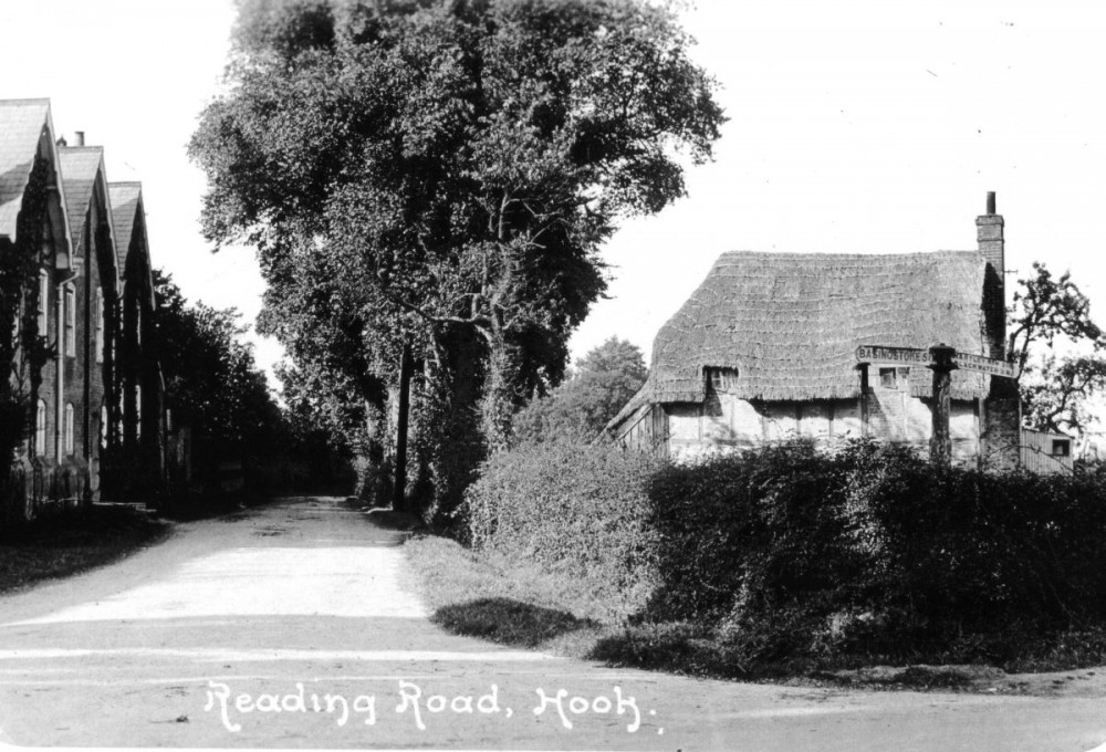 Reading Road - corner with London Road