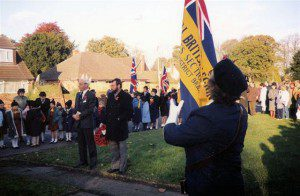 Remembrance Day 1985