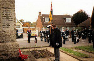 Remembrance Day 1986