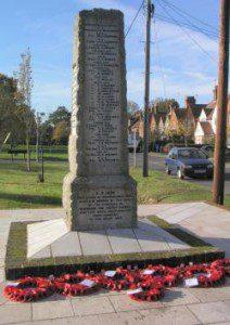 Hook War Memorial