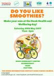 Health and Wellbeing Event 2017